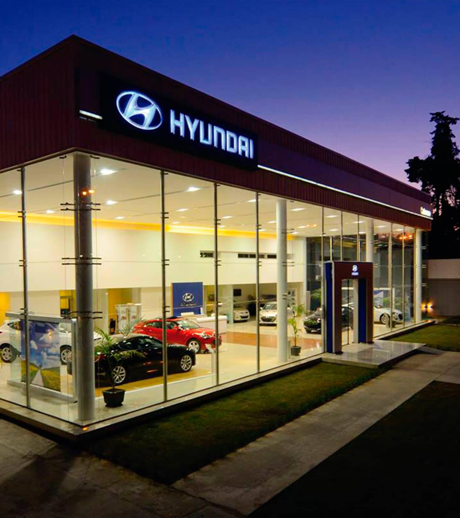 Concesionaria Hyundai